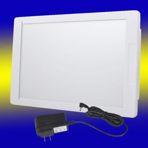 FDA A4 Dental X-Ray Film Illuminator Light Box No grey X-ray Viewer light Panel