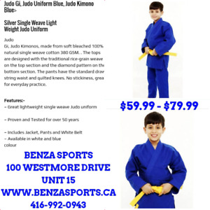 Judo Gi For Sale