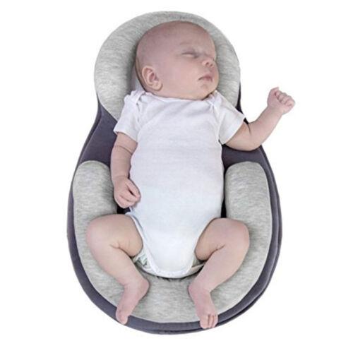 Portable Baby Crib Bassinet Folding Travel Nursery Infant Cr