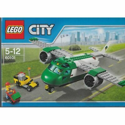 LEGO CITY Aereo da Carico 60101