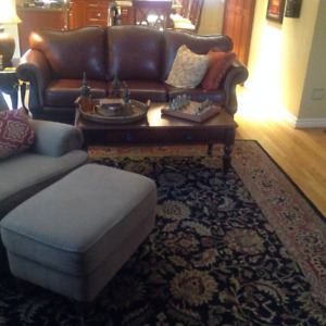 Classic Wool areas rugs in great condition