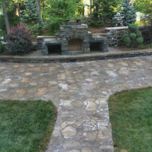 Custom Stonework Repair, Replace or New Construction