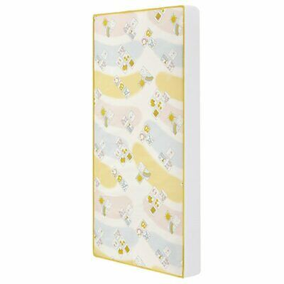 Dream On Me Breathable Foam Standard Crib and Toddler Mattre