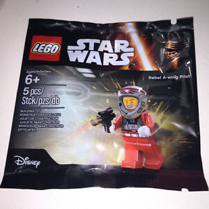 LEGO Star Wars Rebel A-Wing Pilot Polybag