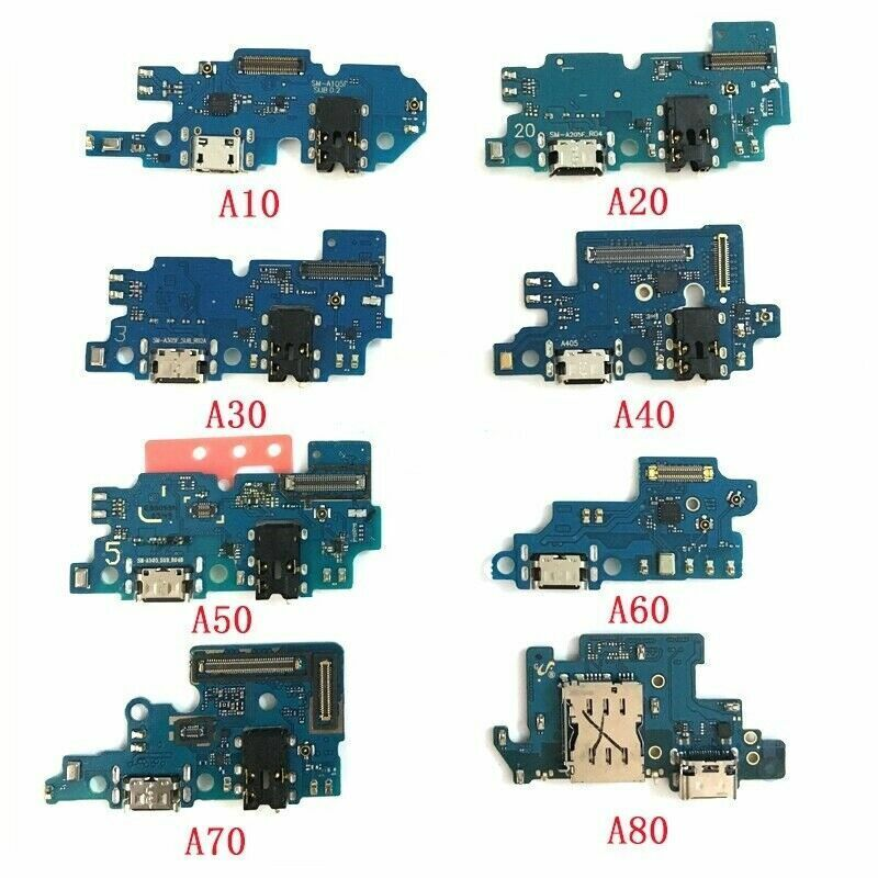 Samsung Galaxy A10/A20/A30/A40/A50/A70/A80 Charging Port Charger Dock Connector