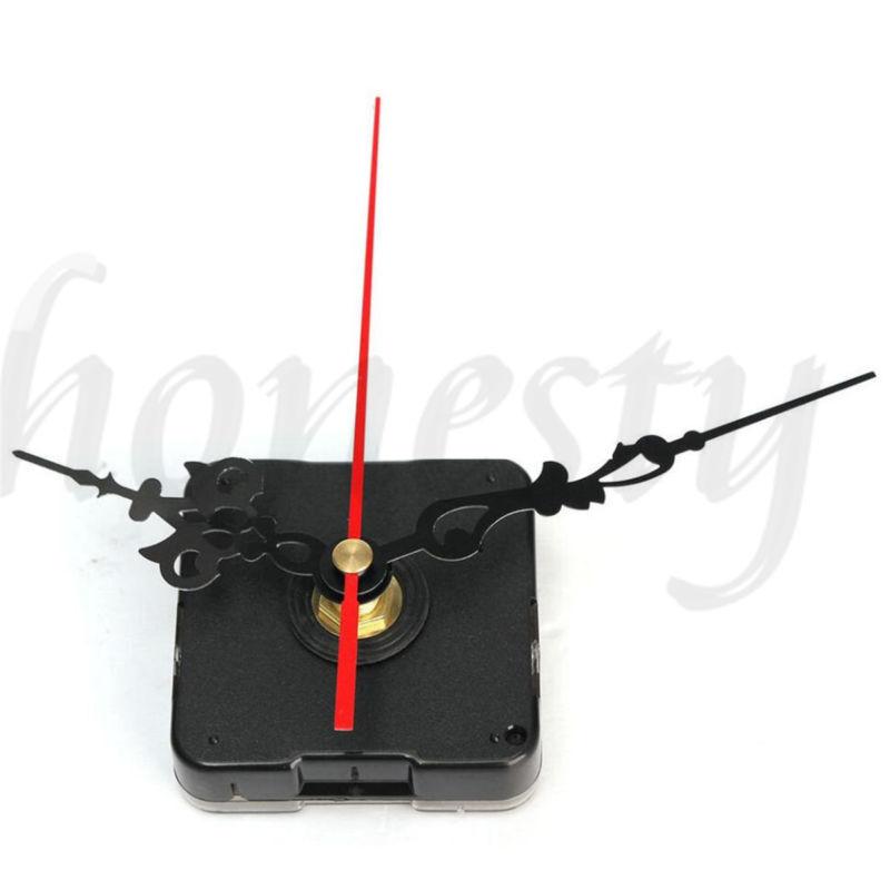 2 Sets Quartz Clock Movement Mechanism Repair DIY Kit Battery Powered Hands Tool