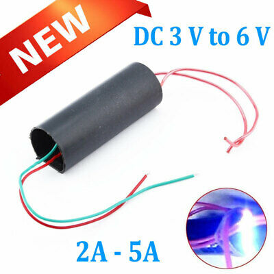Dc 3-6v To 400kv 400000v Boost Step-up Power Module High Voltage Transformer New