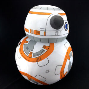 Life Size BB8 Plush Stuffed Animal Jumbo 2 Feet Tall Star Wars