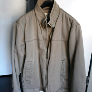 Men's jacket large
