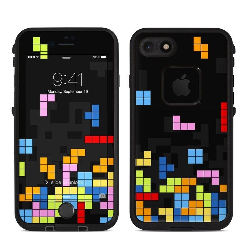 Skin for LifeProof FRE iPhone 7 - Tetrads - Sticker Decal