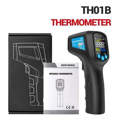 TH01B Digital infrared Thermometer Pyrometer Industrial Temperature Gun -50~600℃
