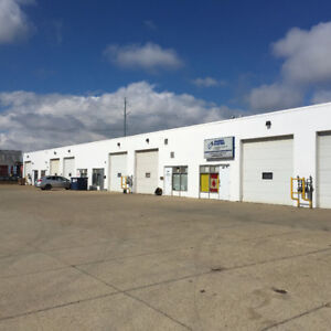 Warehouse Bay for Lease - 9604A 60 Ave NW