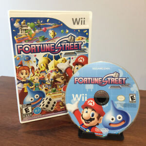 Fortune Street for Nintendo Wii / Wii U Mario Bros Dragon Quest