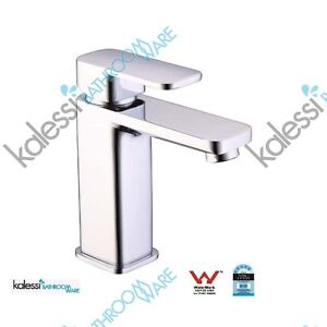 Elegant Square Basin Mixer WELS 5 star rated,35mm Cartridge Springvale Greater Dandenong Preview