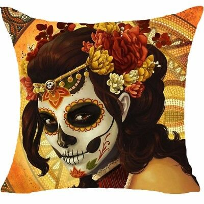 Day Of The Dead Suger Skull 17