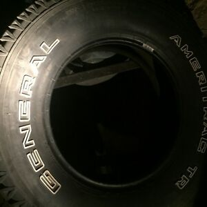 LT235/80/17 DUALLY TIRES