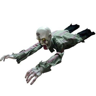 Halloween Krabbeln Zombie Prop Animierte Grusel Spuk Haus - Animierte Zombie Prop