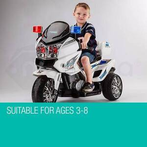 ★BRAND NEW★ ROVO KIDS™ 12V RIDE ON PATROL BIKE !!!BARGAIN!!! Cannington Canning Area Preview