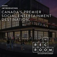 General Manager – South Edmonton The Rec Room