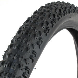 New 27.5 by 2.2 inch wide Kenda Slant Six mountain bike tread.