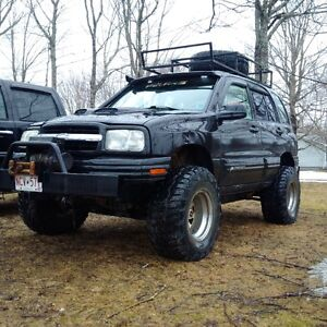 lifted tracker 4x4