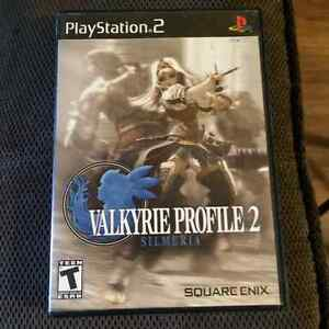 Valkyrie Profile 2 PS2 15$