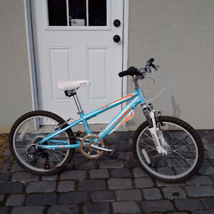 "Novaro Pixie 20"" girls mountain bike."