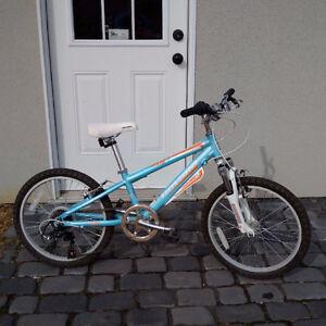 """Novaro Pixie 20"""" girls mountain bike."""