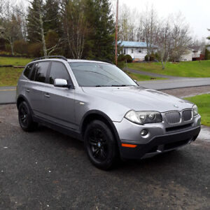 2007 BMW X3 Awd Suv great condition!