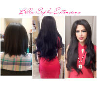 Remy Human Hair Extensions - #1 in the GTA