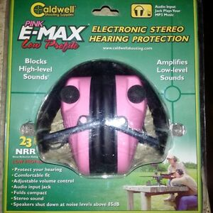 Caldwell E-Max electronic Ear Protection