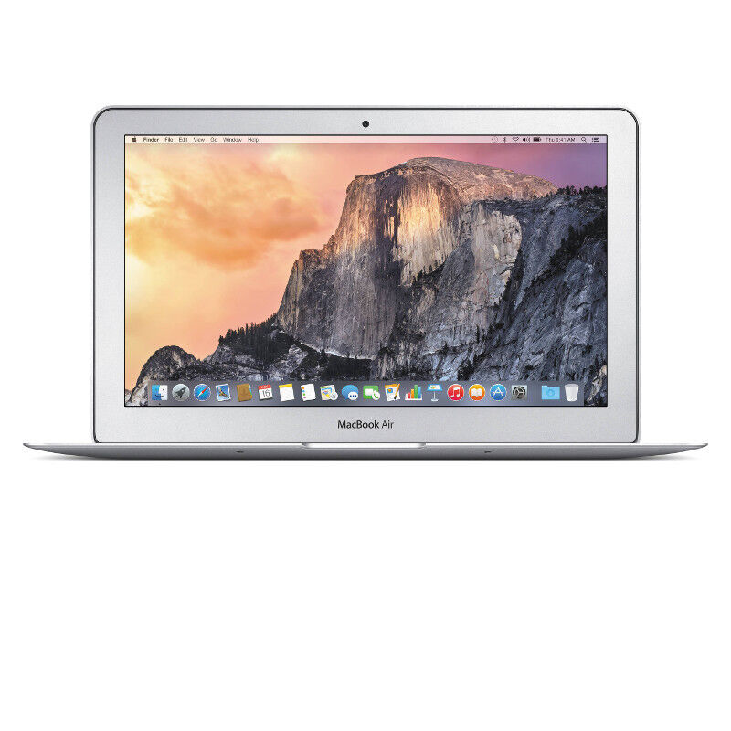 "Apple MacBook Air 11.6"" MJVM2LL/A (March, 2015) 1.6GHz, 4GB RAM, 128GB SSD - VGC"