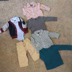 Baby Gap toddler boys outfits 12-18 months