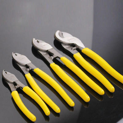 Heavy Duty Electric Cable Wire Cutter 6 8 10 Electrician Plier Stripper