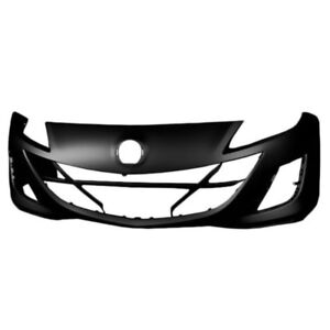 New Painted 2010-2011 Mazda Mazda3 Front Bumper & FREE shipping