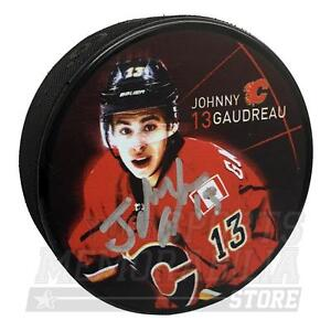 Johnny-Gaudreau-Calgary-Flames-Signed-Autographed-NHL-Player-Photo ...