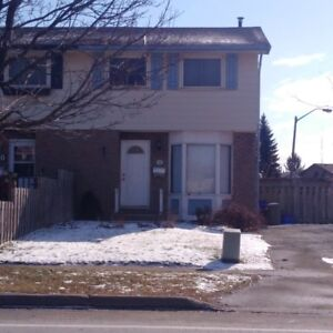 House for Rent, Northend St. Catharines