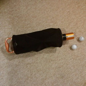Golf Ball Shag Bag for picking up and storing Golf Balls