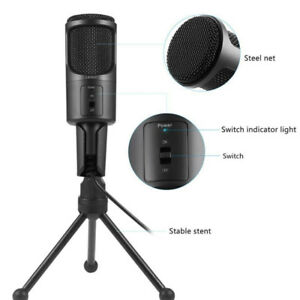 Computer Microphone for Recording  and Broadcast $30