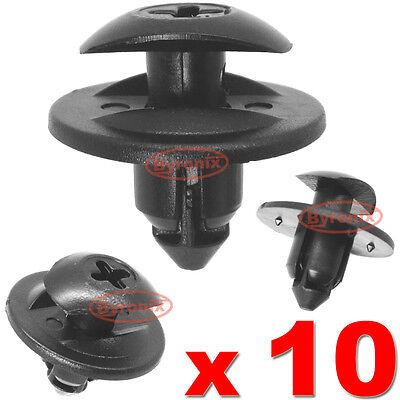 Car Parts - FORD FIESTA FRONT WHEEL ARCH CLIPS LINING INNER SPLASH GUARD TRIM MK6 2008 on