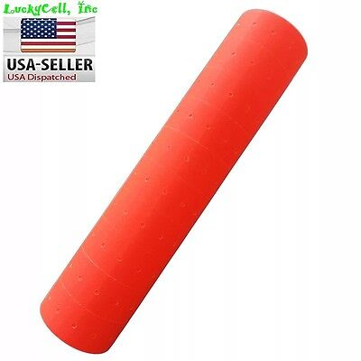 10 Rolls 5000 Tags Red Labels For Motex Mx-5500 L5500 Mx989 Price Gun