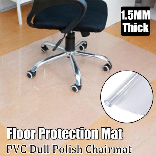 Office Chair Mat for Hardwood Floor Computer Desk Swivel Cha