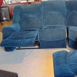 Three piece sectional couch Peterborough Peterborough Area image 1