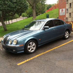 2001 Jaguar S-TYPE 4dr Sedan