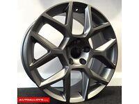 "18"" Edition35 Style Alloy wheels &Tyres LEON, A3 MK2 MK3 VW Passat, Jetta, Golf MK5, MK6, MK7, Caddy"