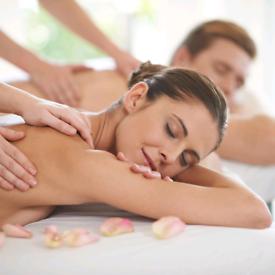 Professional male masseuse Sam