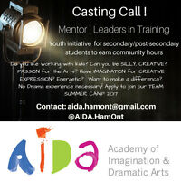Join our Mentor | Leaders in Training! Make a difference!