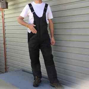 Snow pants - bib overall zip