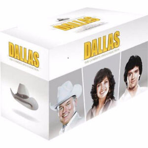 Dallas - The Complete Collection – DVD Set, 14 Seasons +3 Movies