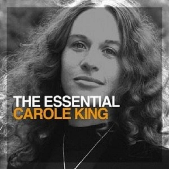 "CAROLE KING ""THE ESSENTIAL- BEST OF"" 2 CD NEU"